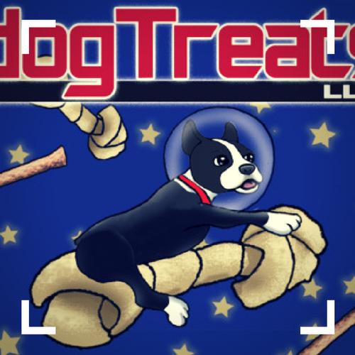 Company Logo For Cyberdog Treats'
