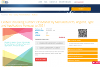 Global Circulating Tumor Cells Market by Manufacturers 2021