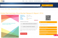 Global Dermatology Drug Market Research Report 2016