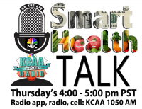 Smart Health Talk Logo NBC