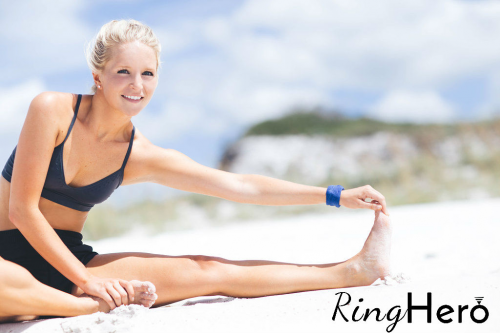 RingHero Fitness Application'