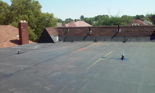 Flat Roof Repair'