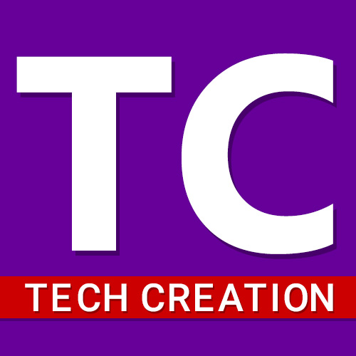 Company Logo For TECH CREATION'