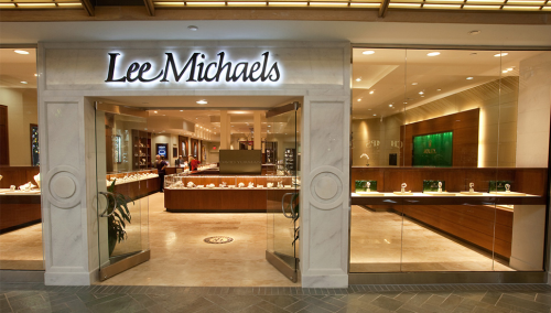 Company Logo For Lee Michaels Fine Jewelry'
