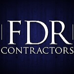 Company Logo For FDR Contractors'