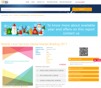 Mobile Food Services Global Market Briefing 2017