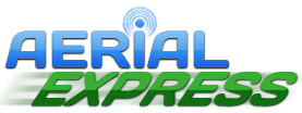 Company Logo For Aerial Express'