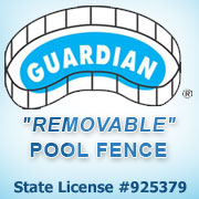 Company Logo For Guardian Pool Fence Systems - CA Central Va'