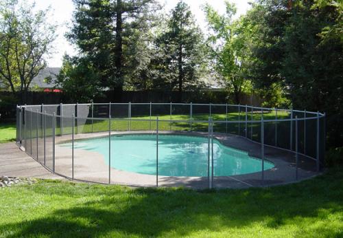 Aluminum Mesh Fences'