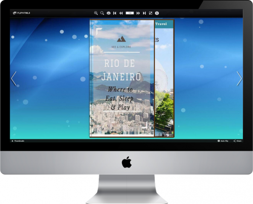 FlipHTML5 Provides Tips on How to Create a Travel Marketing'