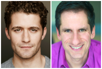 Matthew Morrison and Seth Rudetsky in Ft. Lauderdale Feb. 17