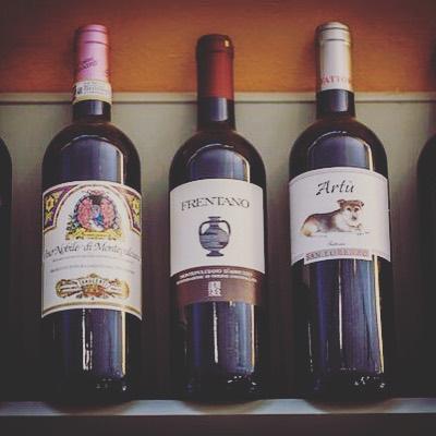 La Gourmandina - Wine Selection'