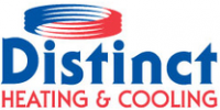 Distinct Heating & Cooling Logo