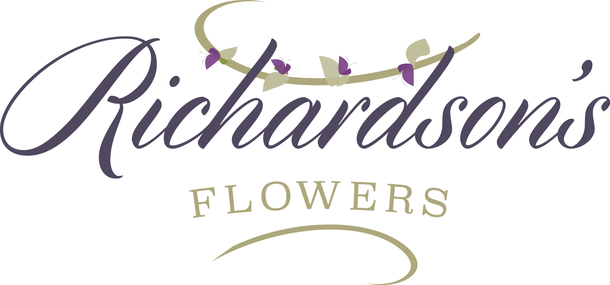 Richardson's Flowers Logo