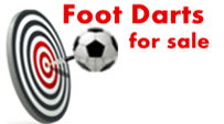 Company Logo For Foot Darts for sale'