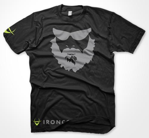 Iron Cowboy- shirt'