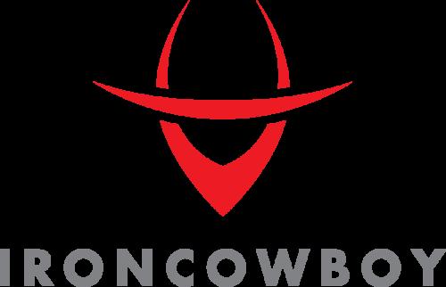 Iron Cowboy- Logo'