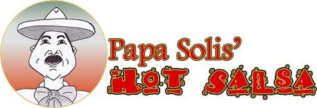 Company Logo For PapaSolisSauces.com'