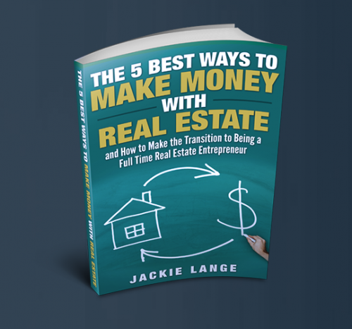 5 Best Ways to Make Money With Real Estate Book'