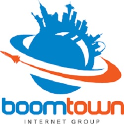 Company Logo For Boomtown Internet Group'