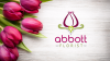 Abbott Florist Unveils New Logo and Brand Identity'