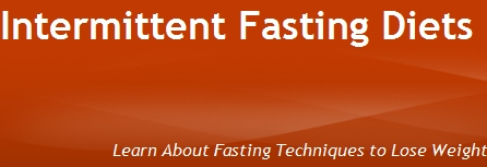 Intermittent Fasting Diets'