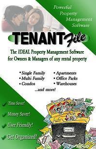 Tenant File Property Management Software'