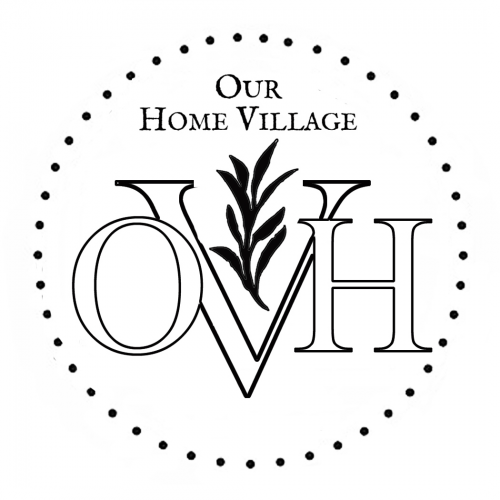 Company Logo For Our Home Village'