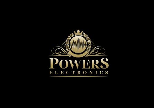 Powers Electronics Logo'