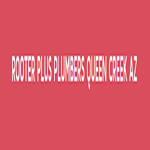 Company Logo For Rooter Plus Plumbers Queen Creek'