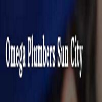 Omega Plumbers Sun City Logo
