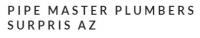 Pipe Master Plumbers Surprise Logo