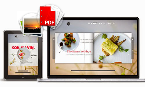 Mobissue Flipbook Software'