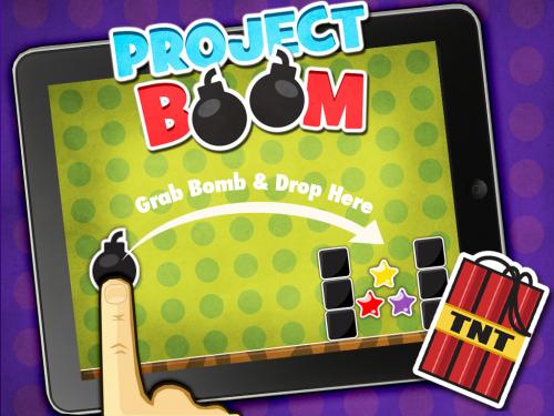 Project Boom'