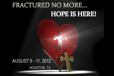 The Fractured No More . . . Hope is Here conference will be'