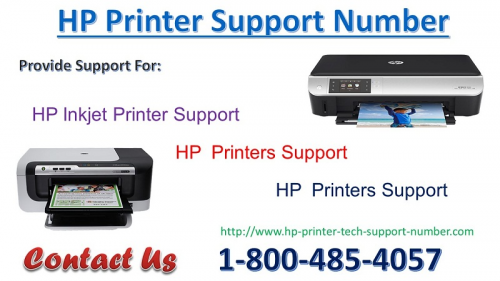 Company Logo For HP Printer Technical Support 1-800-485-4057'