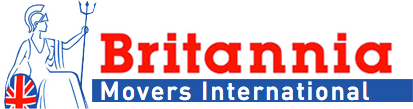Company Logo For Britannia Movers International'