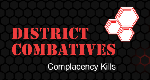 Company Logo For District Combatives'