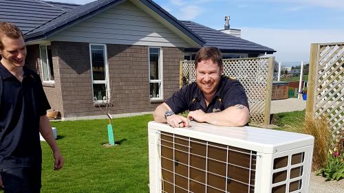 James Quaid, Solar Pro Trivium Heating NZ'