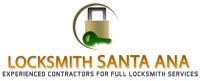 Locksmith Santa Ana Logo