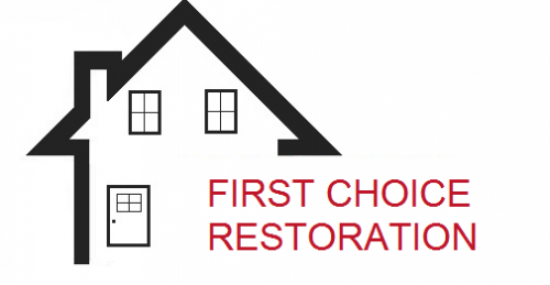 Company Logo For First Choice Restoration'