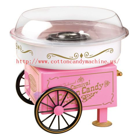 Hard and Sugar-Free Candy Cotton Candy Maker  $295.00'