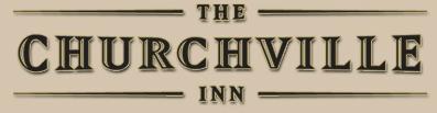 Company Logo For The Churchville Inn'