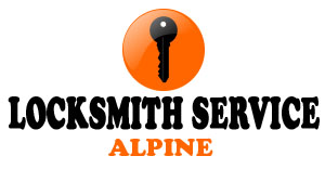 Company Logo For Locksmith Alpine'