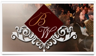 Logo for Brocade Weddings'