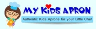 Kids Aprons'