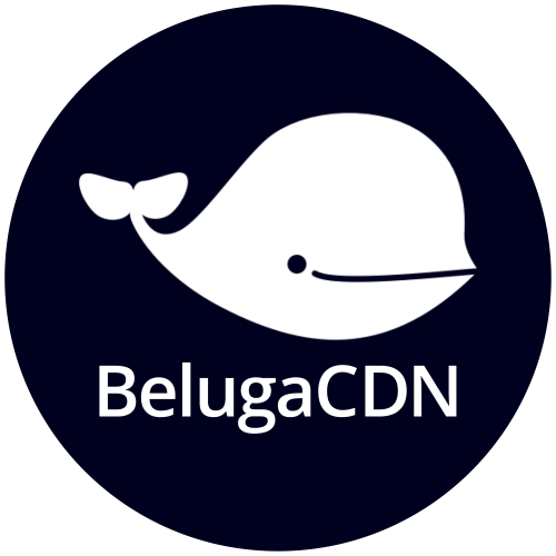 Company Logo For BelugaCDN'