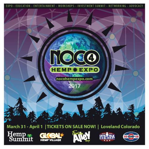 NoCo Hemp Expo Promo'