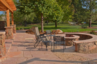 Rock Landscaping Services from RSL Outdoor Living