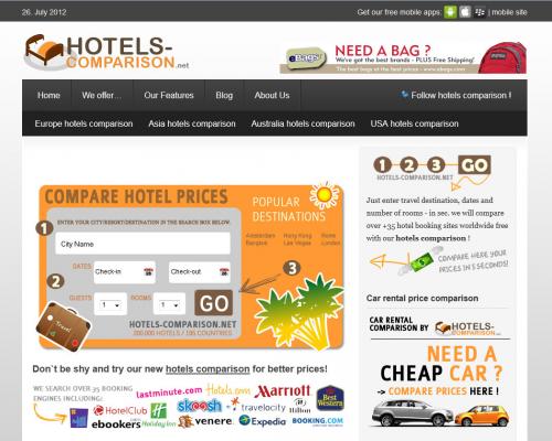 Hotels-Comparison.net'